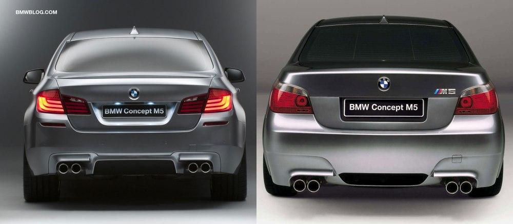 RICAMBI VERONA, CARROZZERIA E ACCESSORI VARI, articoli tecnici  serie M per BMW 5er e60,e61,f10,f11
