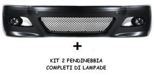 BUMPERM3 E46+FENDI