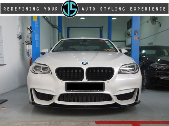 BMW 5 F10 TUNING BODYKIT F10  M4 LOOK